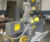 Metal Fabrication Facility & Machine Shop Services