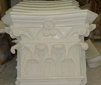Rubber Mold & Cast Stone Duplicating